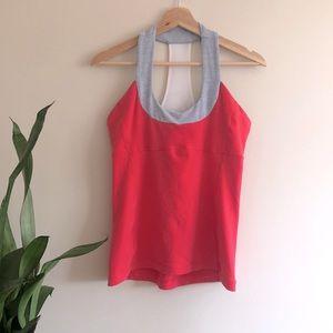 ☀️ Lululemon scoop neck tank top